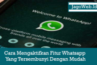 Cara Mengaktifkan Fitur Whatsapp Yang Tersembunyi Dengan Mudah